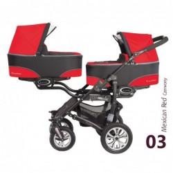 TWINNI - wózek dla bliźniąt...