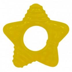 BABY MIX KP-7003-2 Gryzak wodny żółta gwiazdka
