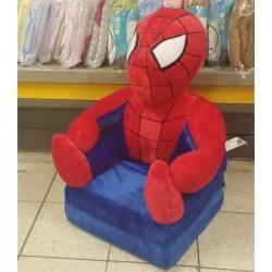 Pluszowy Fotel rozkładany...