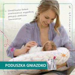 Poduszka Gniazdko + gratis...