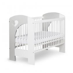 NEL SERCE - łóżeczko 120x60...
